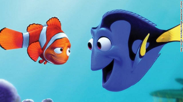 """Just keep swimming, just keep swimming."" If people can pose as giraffes and gazelles in ""The Lion King"" musical, pulling off a clown fish and a sea turtle should be a piece of cake for ""Finding Nemo: The Musical."""
