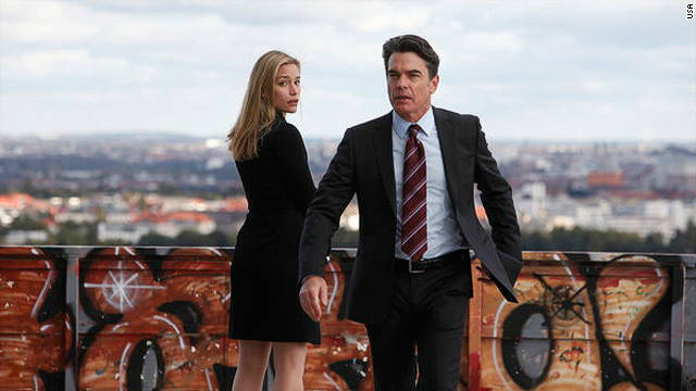 How to spy on a spy on 'Covert Affairs'