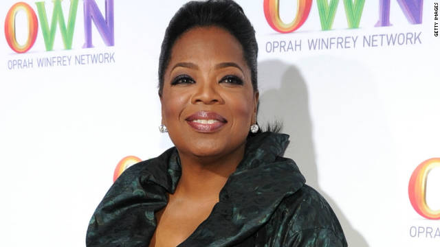 Oprah gives to young Stockton campaign