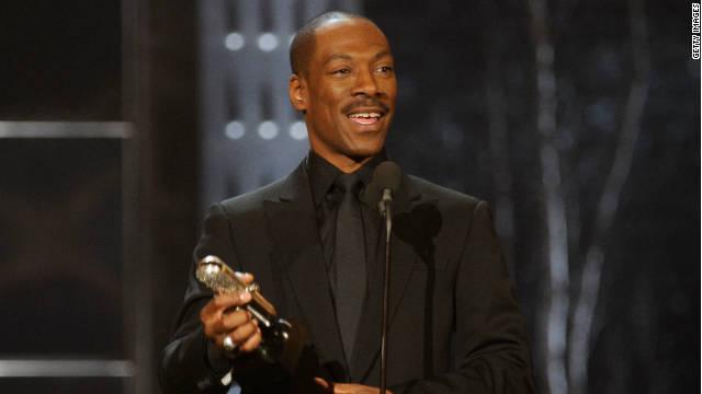 Eddie Murphy renuncia a presentar los Oscar