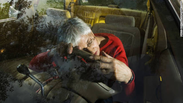 1 in 24 report driving while drowsy