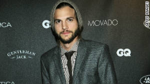 Ashton Kutcher posted a hasty tweet about the firing of Penn State\'s Joe Paterno, then apologized.
