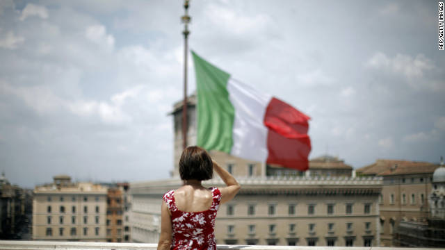 Time has run out for Italy to determine the process and pace of reform. Past failures have caught up says Marco Vicenzino.