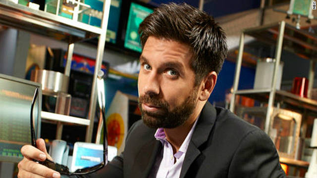 Joshua Gomez, 'Chuck's' new top spy