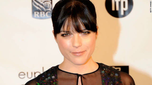 selma blair young
