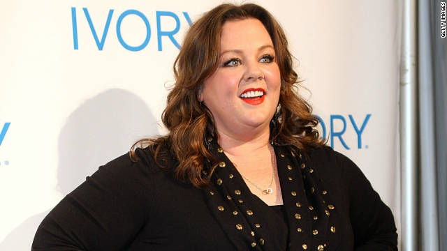 Melissa McCarthy: The new face of Ivory soap