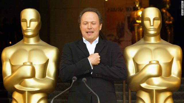 Billy Crystal to host Academy Awards