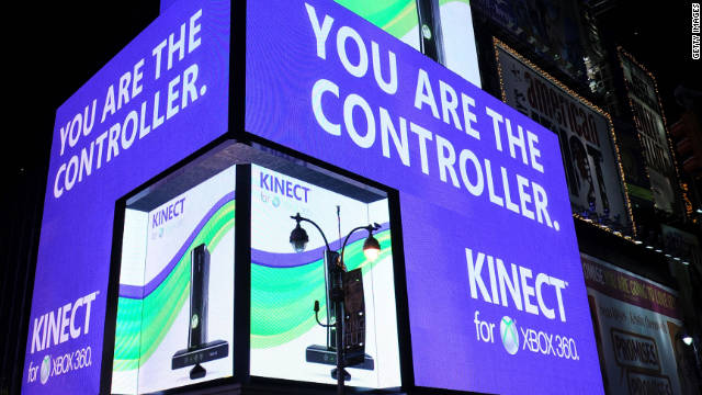 How Microsoft Kinect changed technology