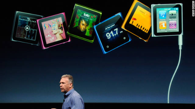 The ipod nano and shuffle could have a speaker added to the clip according to a newly published patent by Apple.