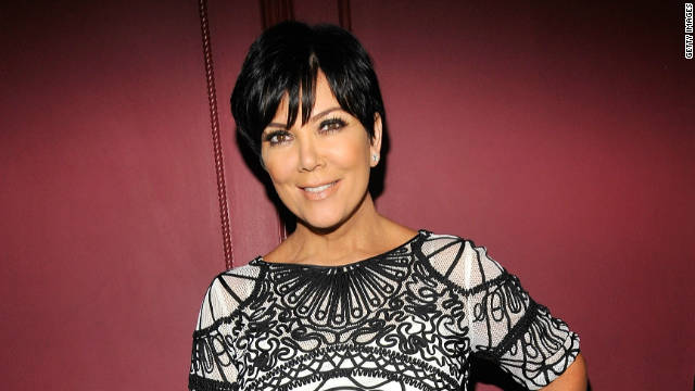 Kris Jenner admits affair in new book