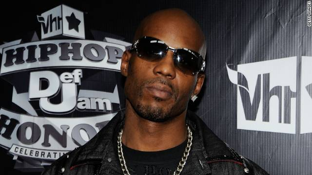 DMX sings 'Rudolph the Red-Nosed Reindeer'