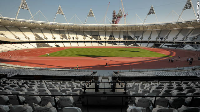 The 2017 World Athletics Championships will be staged in the 2012 Olympic Stadium in East London. 