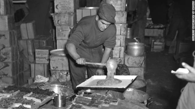 Grenades and gravy – cooking in the Korean War
