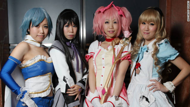 Otaku life: So you want to go to a con