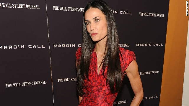 Demi Moore on her ultimate fear