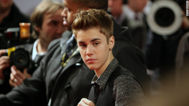 Justin Bieber wants to grow up at his own pace