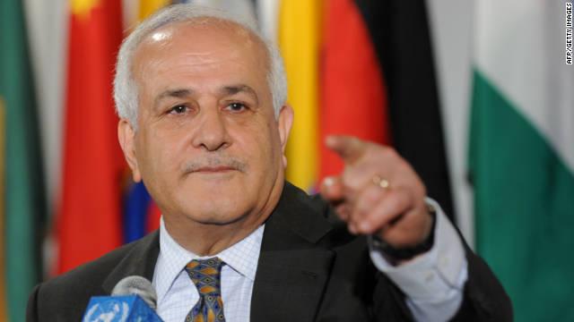 El objetivo de un estado palestino se atasca en el Consejo de Seguridad de la ONU