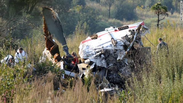 México investiga con lupa las causas de la tragedia aérea donde murió Blake Mora