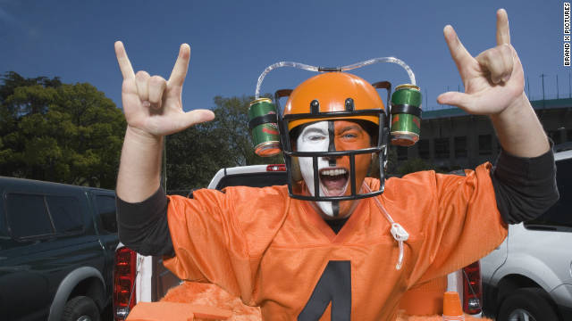 In search of tailgating supremacy