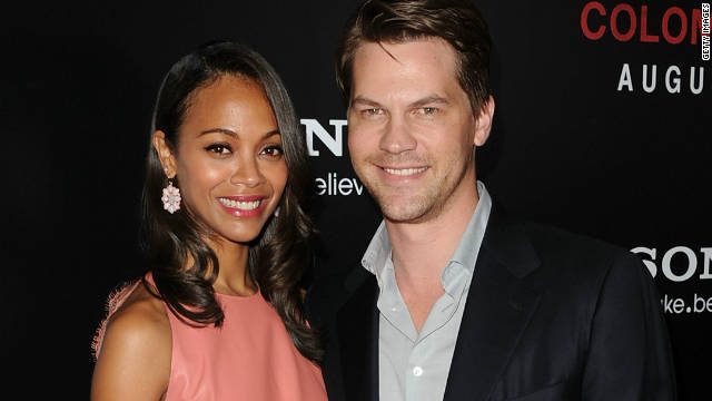 Zoe Saldana splits with fiance after 11 years