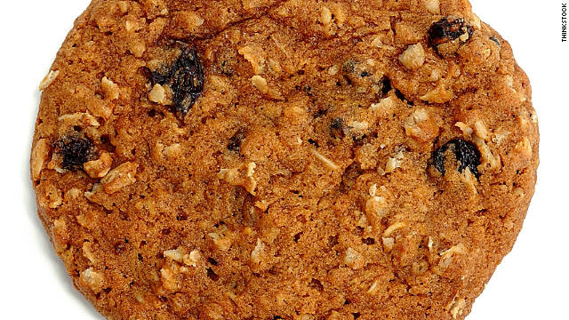 Breakfast buffet: National spicy hermit cookie day