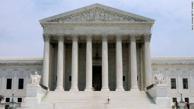 WASHINGTON - The U.S. Supreme Court is poised to decide whether the key enforcement provision of the landmark Voting Rights Act should be scrapped. Arguments are set for Wednesday and a decision is expected by June. (Photo by Alex Wong/Getty Images)