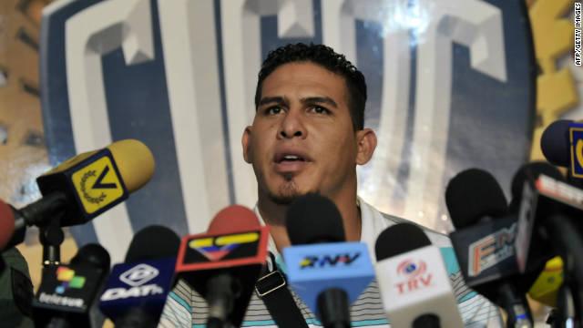 Cinco colombianos entre los 11 sospechosos de secuestrar al beisbolista Wilson Ramos