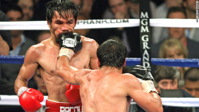 Márquez no descansará hasta volver a pelear con Pacquiao y...