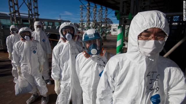 New study maps spread of Fukushima fallout