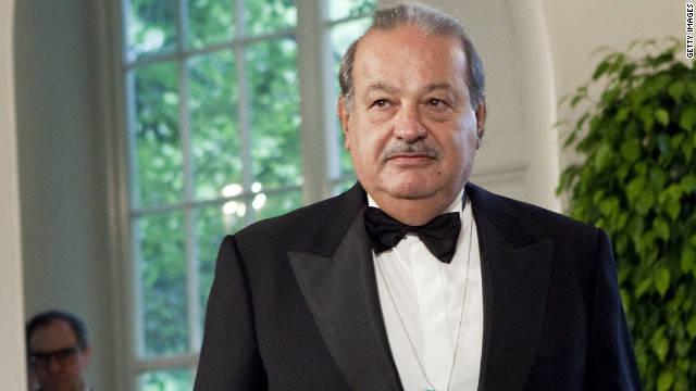 El mexicano Carlos Slim sigue siendo el rey… de los ricos