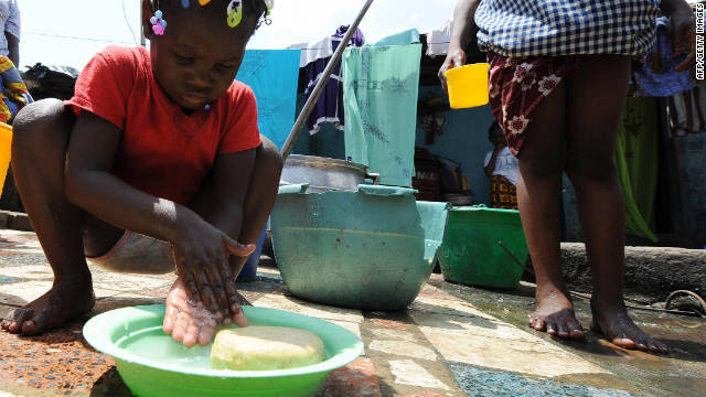 Lack Of Soap Means Illness Death For Millions Of Children