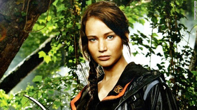 Popular baby names for 2013 include ... Katniss?