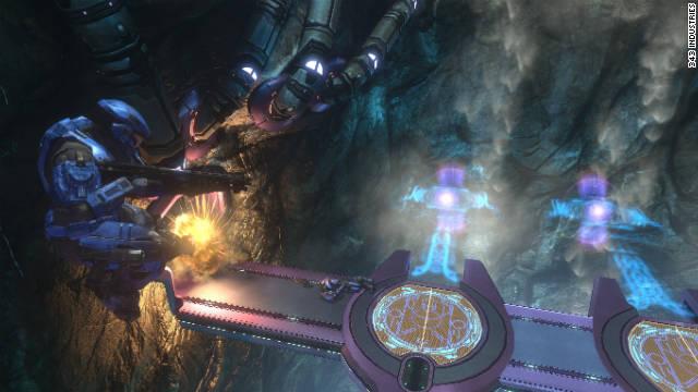 'Halo Anniversary' quiere ser fiel al original