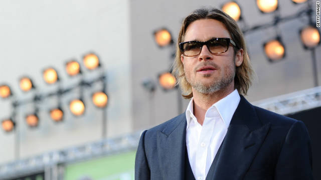 Brad Pitt's advice for OWS protesters