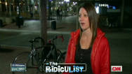 The RidicuList: Craigslist bike thief