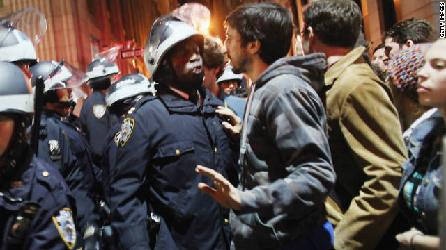 The Reads You Need: The raid on Occupy Wall Street