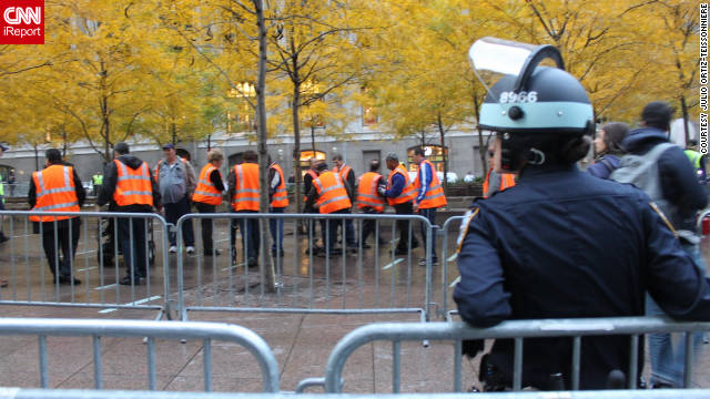 Judge rules against protesters in Occupy Wall Street eviction challenge