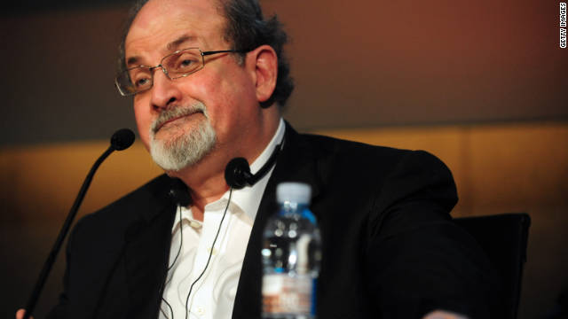 Salman Rushdie, an India-born author, is famous for writing