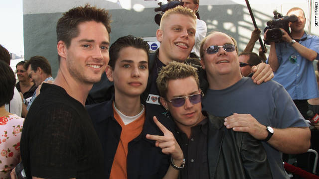 MTV's fake boy band 2gether plots comeback