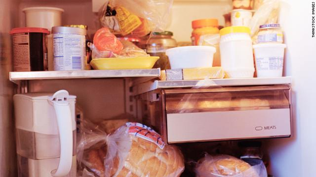 Just in time for Thanksgiving, it's National Clean out Your Refrigerator Day