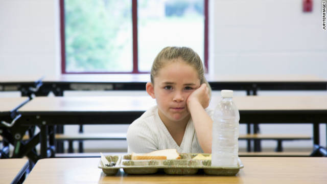 Schoolchildren are eating more fruits, veggies