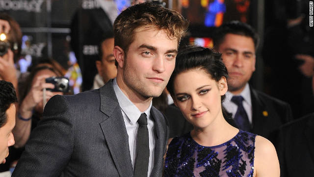 Robert Pattinson's thinking about retiring early