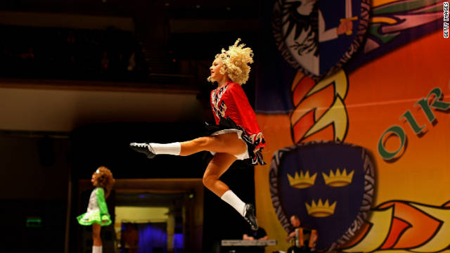 TLC orders 'Irish Dancing Tweens'