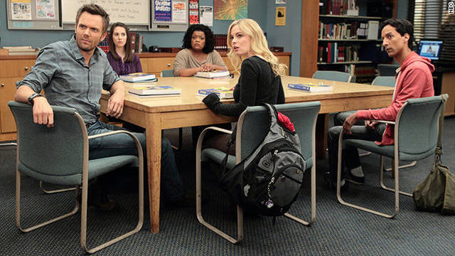 NBC puts 'Community' on hiatus