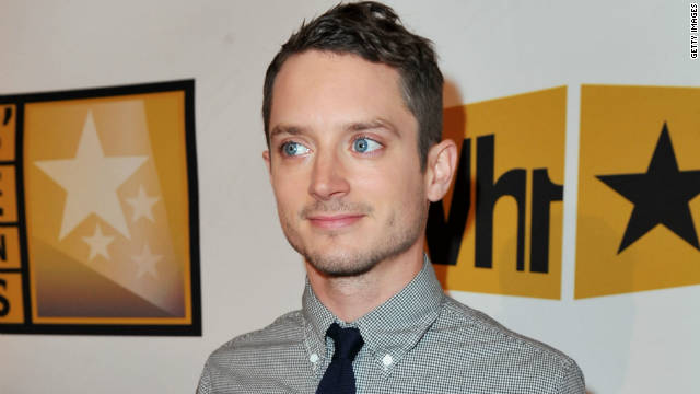 Elijah Wood reveals 'Hobbit' details