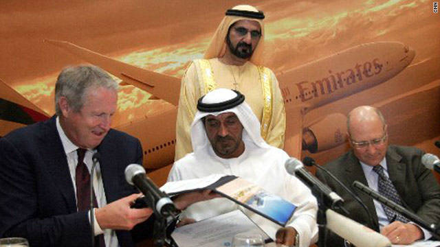 Emirates and Boeing both made some big deals at the recent Dubai Airshow. MME talks to the people behind the deals.