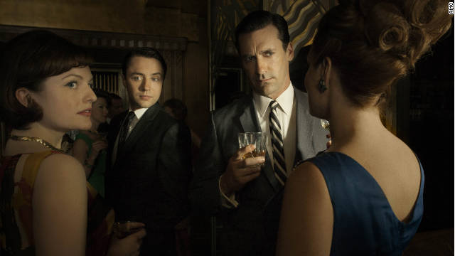 Matt Weiner has a plan for 'Mad Men's' end
