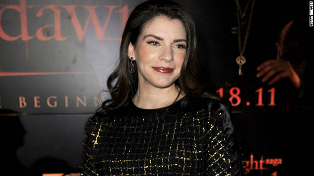 Stephenie Meyer: Not a fan of the 'Twi-hard' name