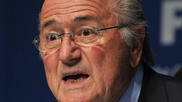 Joseph Blatter dice que no hay racismo en el fútbol