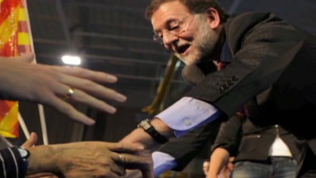 Las elecciones en España, entre el desempleo y la crisis del euro